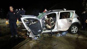 Elazığ'da feci kaza! Ölü sayısı 4'e yükseldi