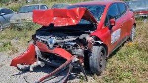 Epilepsi krizi geçiren sürücü hayatını kaybetti