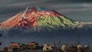 Ermenistan'a Ağrı Dağı sürprizi!