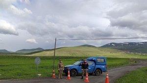 Erzurum'da 1 mahalle karantinaya alındı