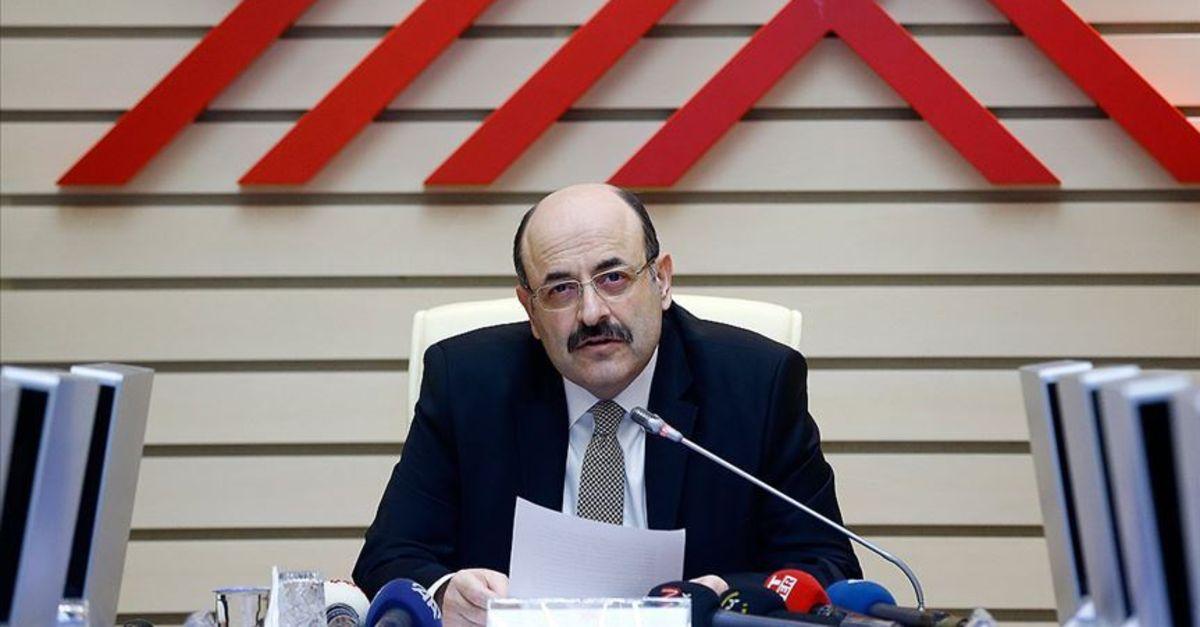 Eski YÖK Başkanı Saraç, Cumhurbaşkanı Başdanışmanlığı'na atandı