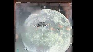 F-16'lardan eşsiz görüntü