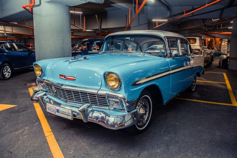 Fazlasıyla Asil; Klasik Otomobil Tutkusuyla Tanışın!