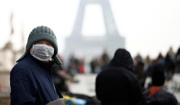 Fransa'da son 24 saatte 4 bin 376 yeni vaka