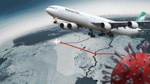 Hangi ülkelerle uçuşlar kapatıldı?