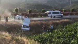 Hatay'da zincirleme kaza: 2 ölü, 5 yaralı