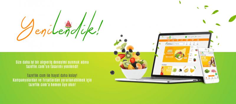 İnternet ve Süpermarket Alışverişleri