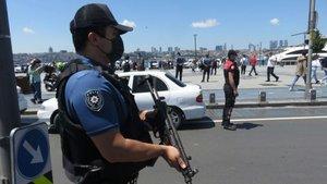 İstanbul'da asayiş uygulaması: 458 kişi yakalandı