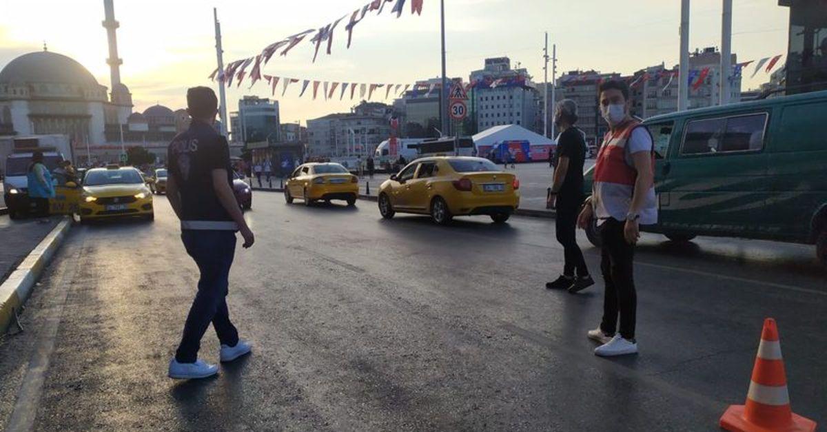 İstanbul'da çeşitli suçlardan aranan 228 kişi yakalandı