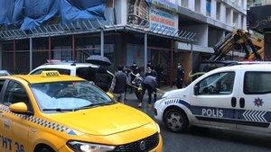 İstanbul'da dede ve torununa silahlı saldırı!