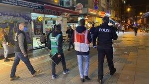 İstanbul'da sıkı denetim