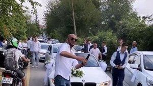 İstanbul'da silahlı düğün konvoyunun magandaları yakalandı