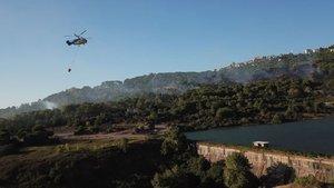 İstanbul Maltepe'de yine yangın çıktı