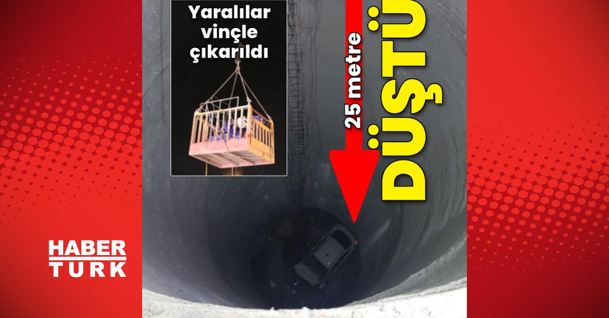 İzmir'de akılalmaz kaza
