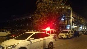 İzmir'de otel otoparkında kanlı gece