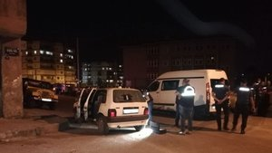 İzmir'de trafikte silahlı kavga : 1 ölü