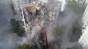 İzmir'i vuran depremle ilgili çarpıcı rapor!