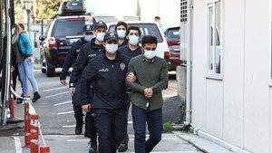 Kadıköy'deki olaylarda 53 kişi adli kontrol şartıyla serbest bırakıldı