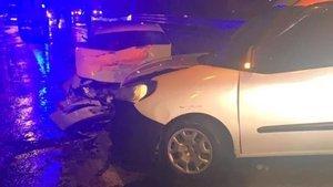 Karabük'te iki araç çarpıştı: 5 kişi yaralı