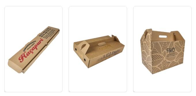 Karton Kutu Tasarımlarında Özel Seçenekler