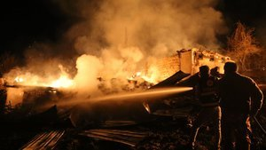 Kastamonu'da yangın faciası: 2 ölü, 1 yaralı