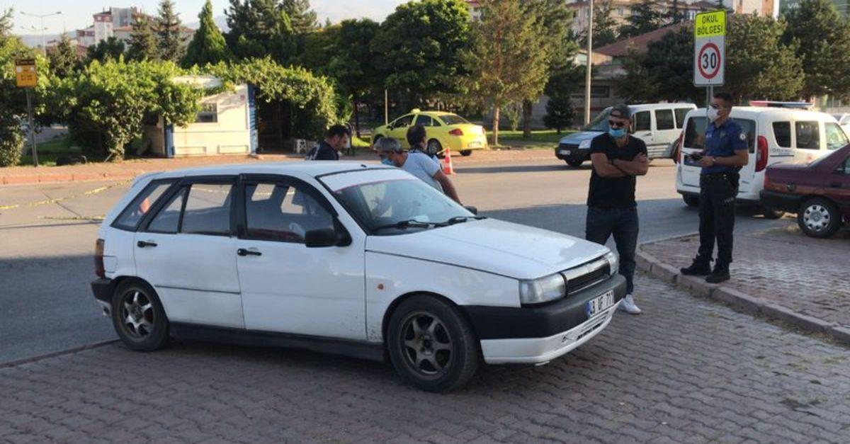 Kayser'de bıçaklı kavga: 1 ölü, 1 yaralı