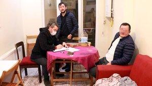 Kırklareli'nde pizzacı kılığında kumar operasyonu