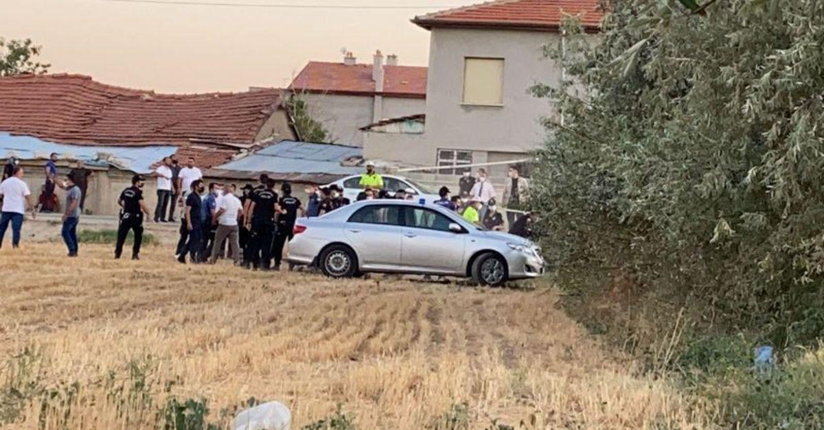 Konya'daki katliama kınama