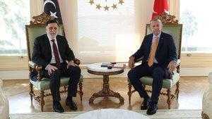 Kritik Libya görüşmesi başladı!