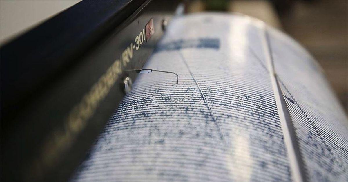 Kuşadası'nda 3,8 büyüklüğünde deprem