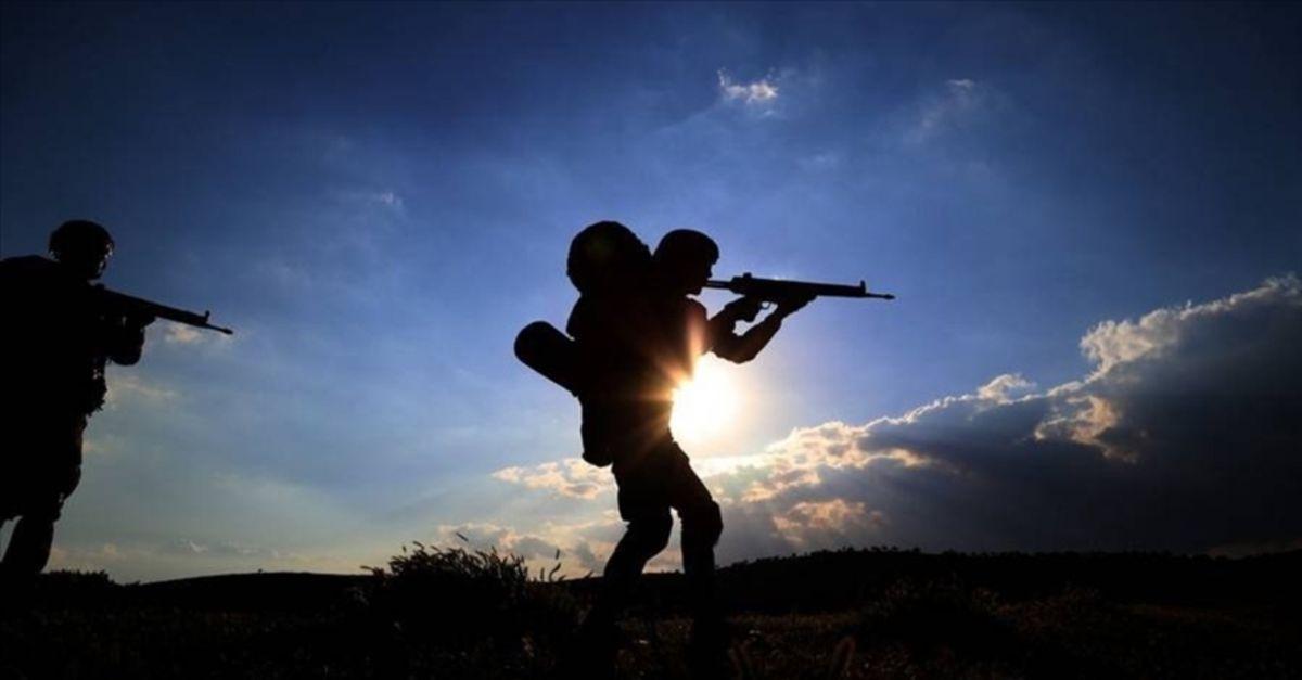 Kuzey Irak'ta bir asker şehit oldu