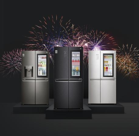 LG InstaView Buzdolabı Alanlara 3.000 TL'ye Varan Hediye Çeki