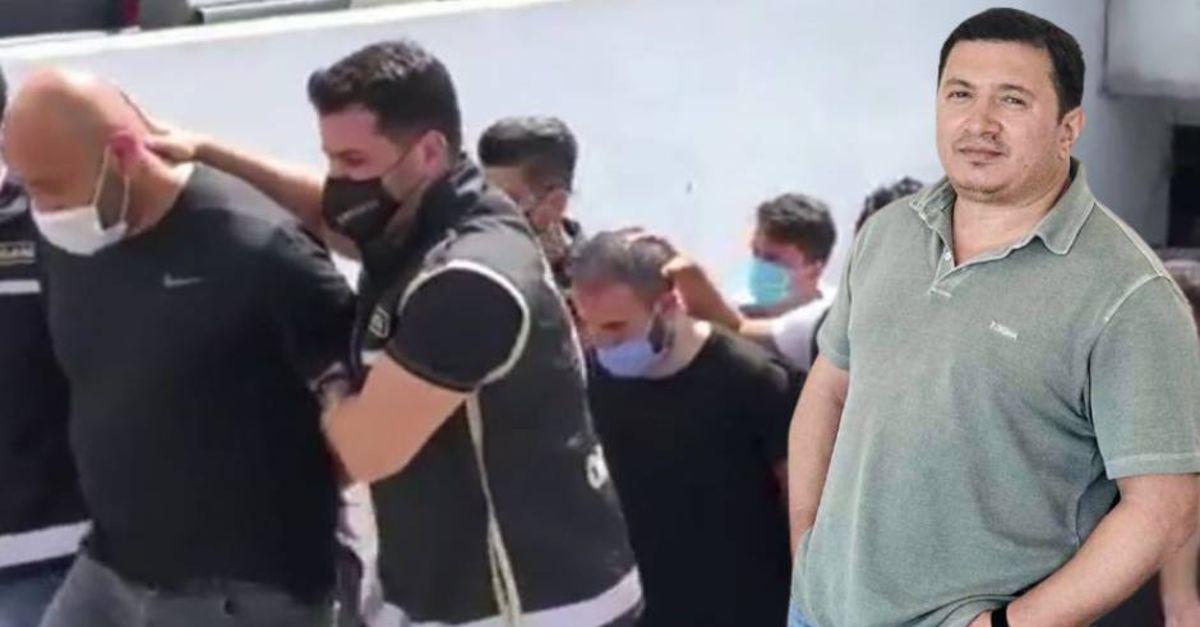 Mafya lideri Salifov cinayetinde 4 şüpheli adliyeye sevk edildi