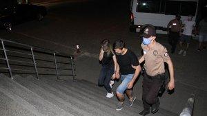 Manisa'da uyuşturucu operasyonu: 6 gözaltı
