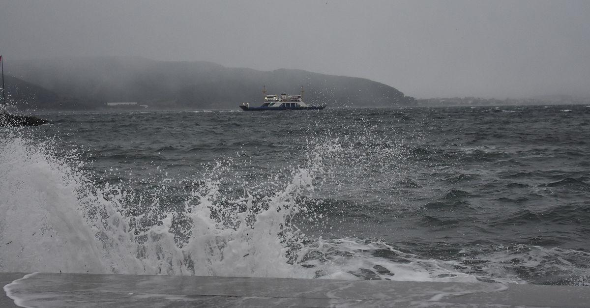 Marmara için 'kuvvetli fırtına' uyarısı!