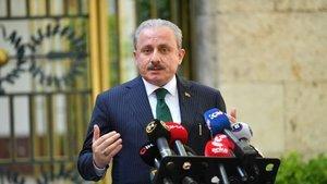 Meclis Başkanı'ndan Berberoğlu açıklaması