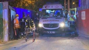 Metro şantiyesinde iş kazası: Yaralılar var