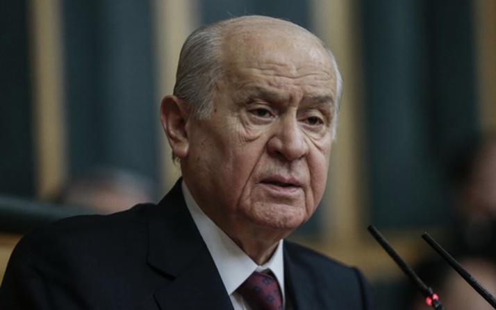 MHP lideri Bahçeli: Terörün kökü kazınmalıdır