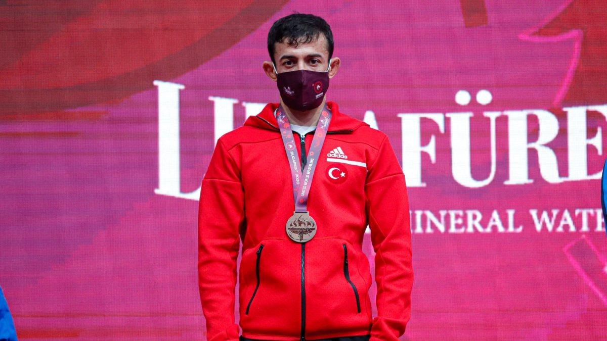 Milliler Budapeşte'de 6 madalya kazandı