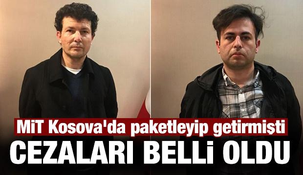 MİT paketlemişti... Osman Karakaya ve Cihan Özkan'ın cezası belli oldu