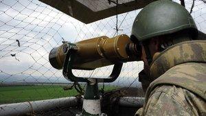 MSB duyurdu! Suriye sınırında 1 terörist yakalandı