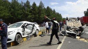 Muğla'da feci kaza: 1 ölü, 5 yaralı