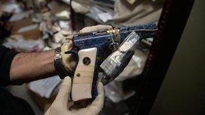 'O silah' FETÖ tutuklusu iş insanına ait çıktı
