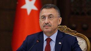 Oktay'dan Kılıçdaroğlu ve Özel'in sözlerine yanıt