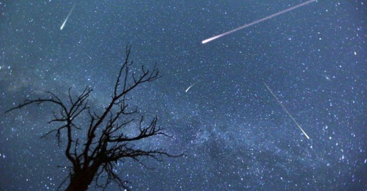 Perseid meteor yağmuru ne zaman?