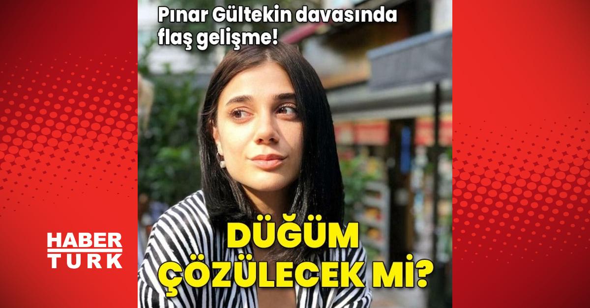 Pınar Gültekin cinayetinde sıcak gelişme