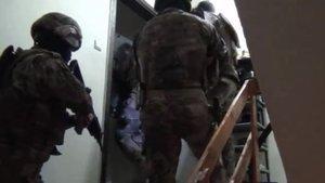 PKK/KCK operasyonu! 6 gözaltı