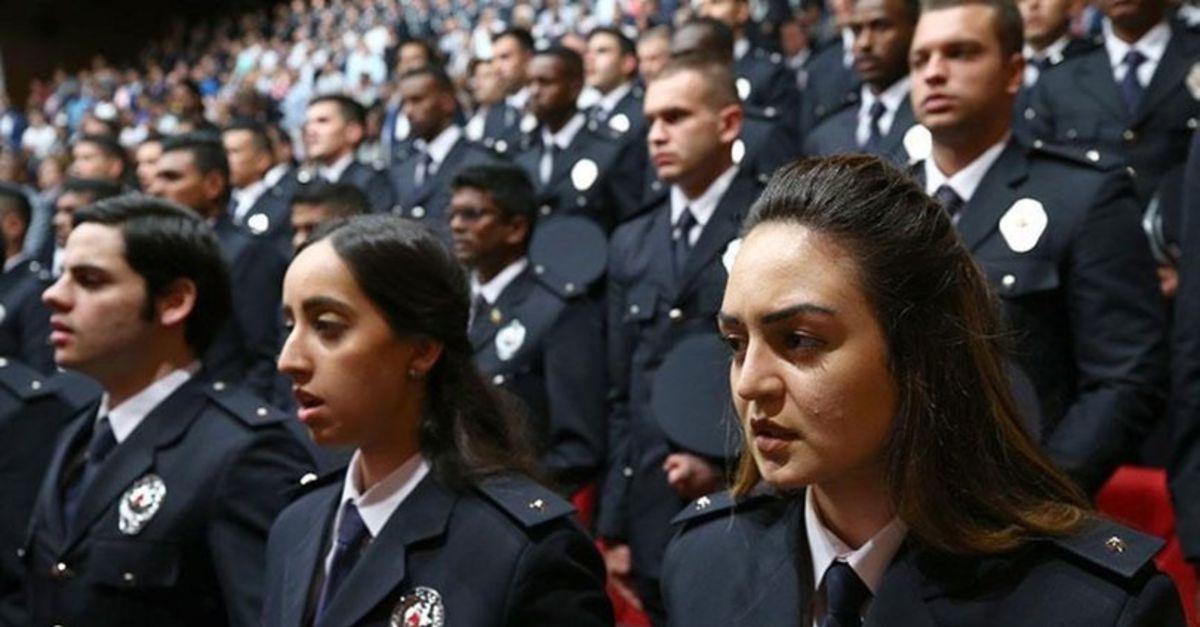 Polis Akademisi duyurdu: 2500 öğrenci alınacak!