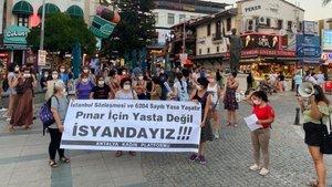 'Rabia Naz' ve 'Pınar' için toplandılar