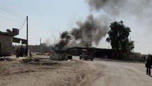 Rasulayn'da bombalı araç saldırısı